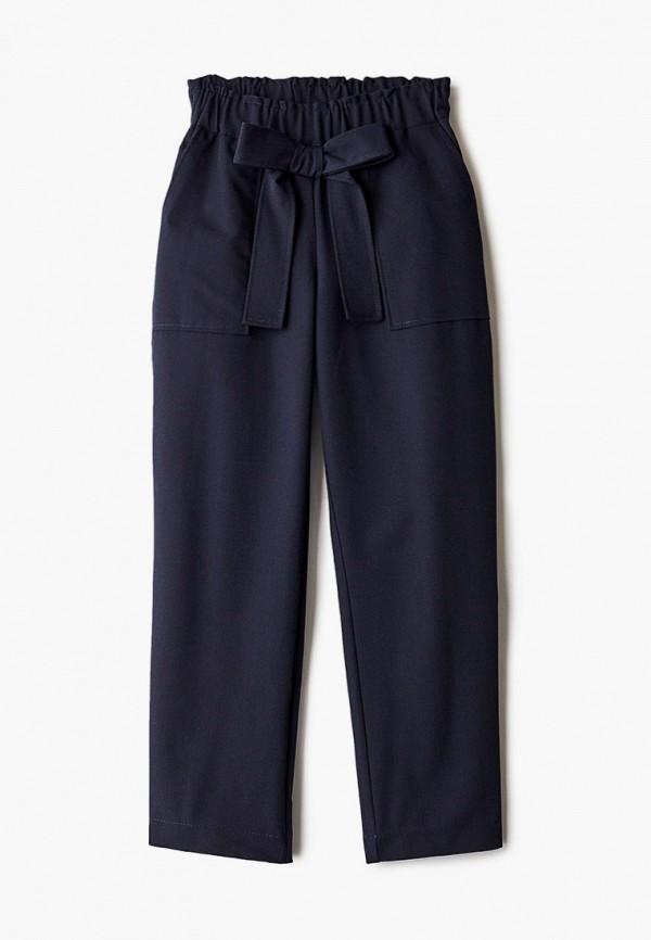 брюки sly для девочки, синие