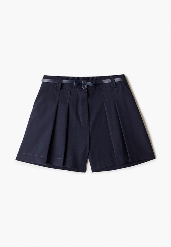 шорты sly для девочки, синие