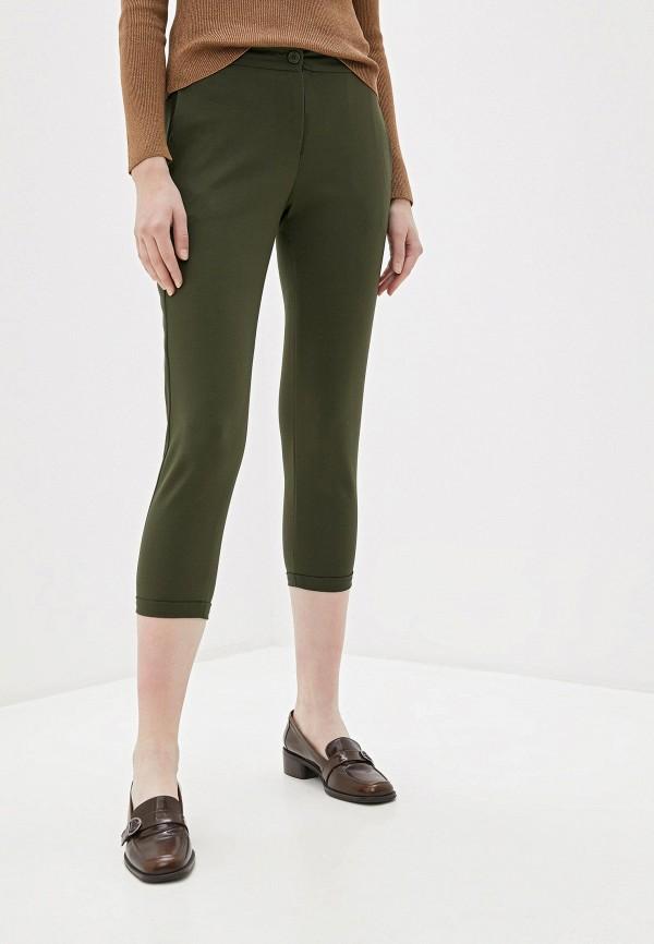 женские повседневные брюки smf, хаки