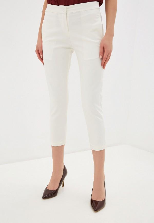 женские повседневные брюки smf, белые