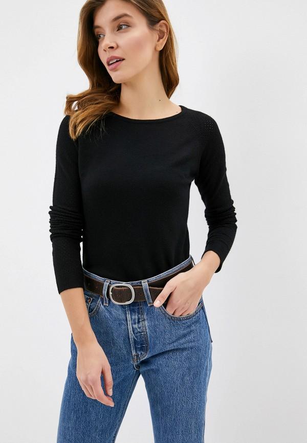 женский джемпер smf, черный