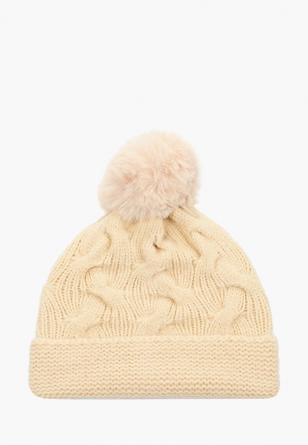 Фото - Женскую шапку Snow Airwolf бежевого цвета