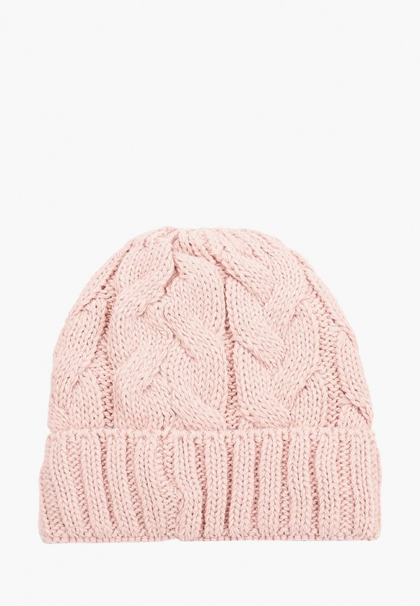 Фото 2 - Женскую шапку Snow Airwolf розового цвета