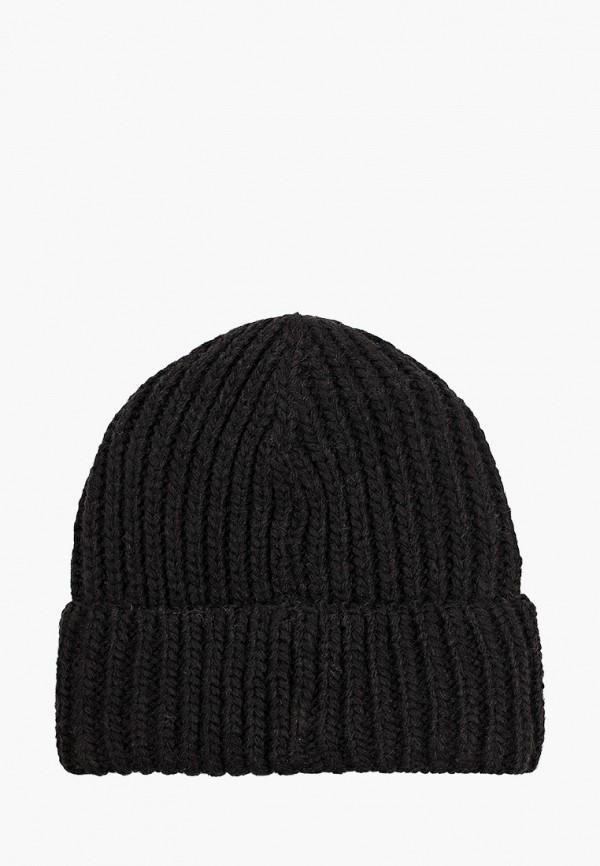 Фото 2 - Женскую шапку Snow Airwolf черного цвета