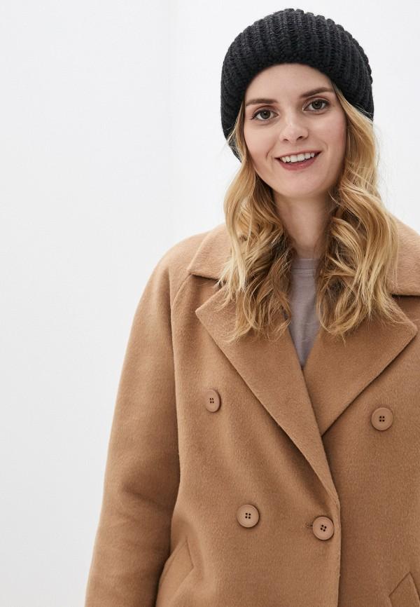 Фото 3 - Женскую шапку Snow Airwolf черного цвета