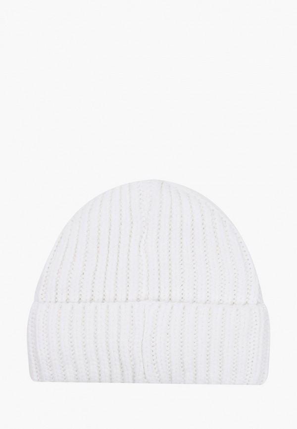 Фото 2 - Женскую шапку Snow Airwolf белого цвета