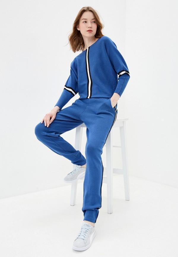 Фото - Женский костюм Snow Airwolf синего цвета