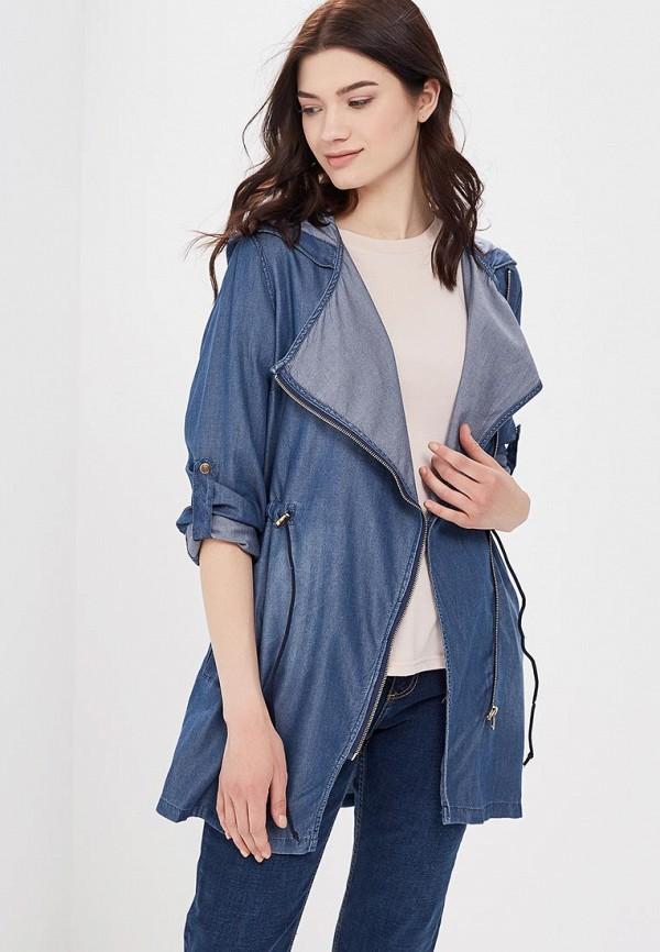 Купить Куртка Softy, so017ewavxr2, синий, Весна-лето 2018
