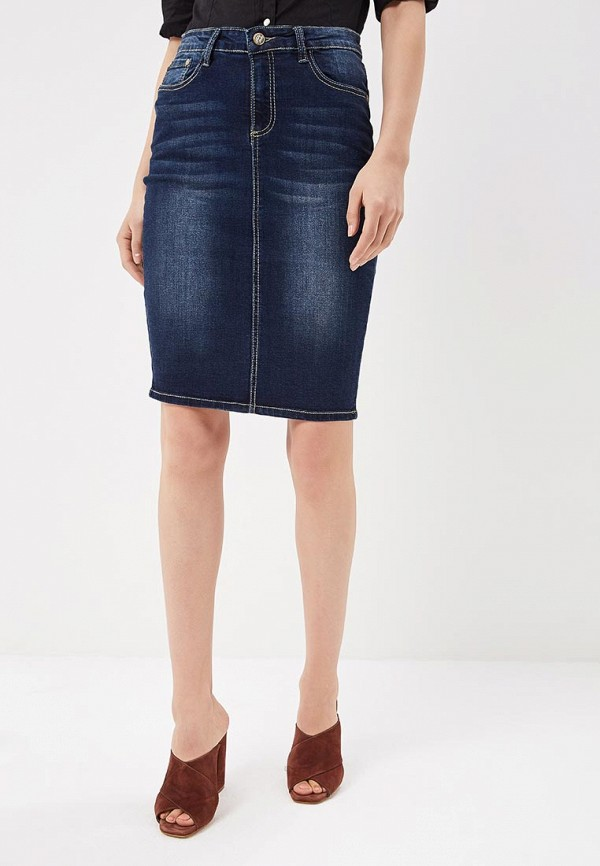 Юбка джинсовая Softy Softy SO017EWAVXV6 салфетка softy красная 5 штук vermop v 853602k