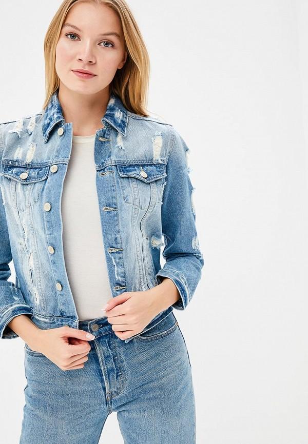Куртка джинсовая Softy Softy SO017EWAVXW9 недорго, оригинальная цена