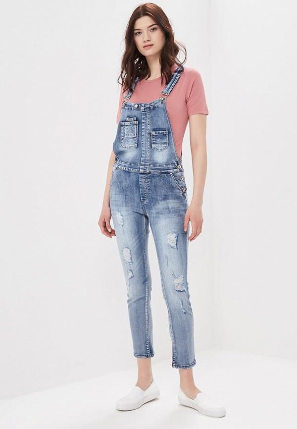 Комбинезон джинсовый Softy Softy SO017EWAVXY0