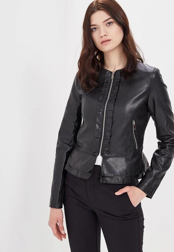 Куртка кожаная Softy Softy SO017EWAVYY1 недорго, оригинальная цена
