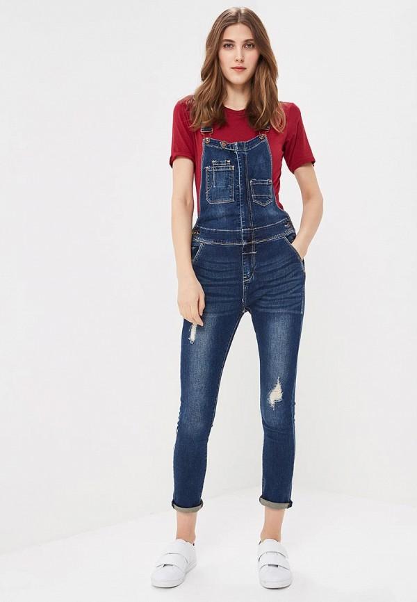 Комбинезон джинсовый Softy Softy SO017EWAVYZ2 стоимость