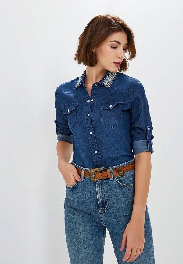 Рубашка джинсовая Softy Softy SO017EWCUSD4 цена и фото
