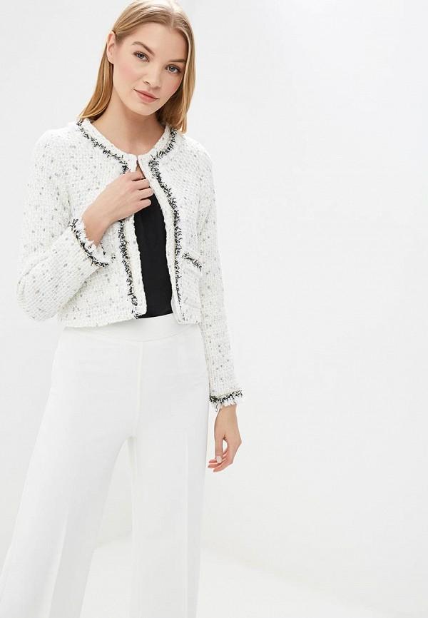 женский жакет softy, белый
