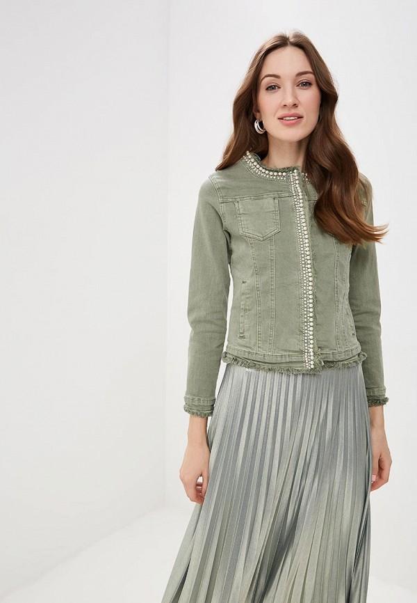 Куртка джинсовая Softy Softy SO017EWFBJV0 цена и фото