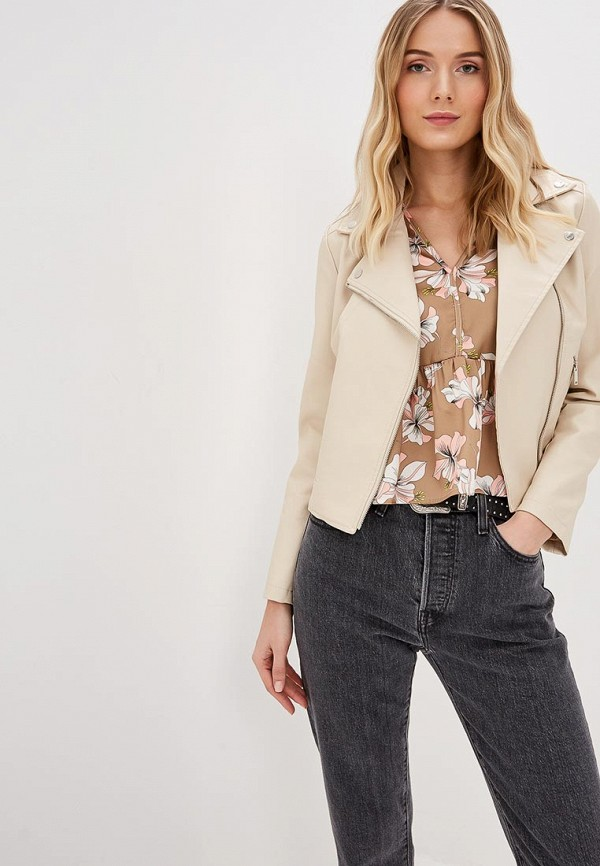 Куртка кожаная Softy Softy SO017EWFBJY2 куртка кожаная softy softy so017ewfbjx8