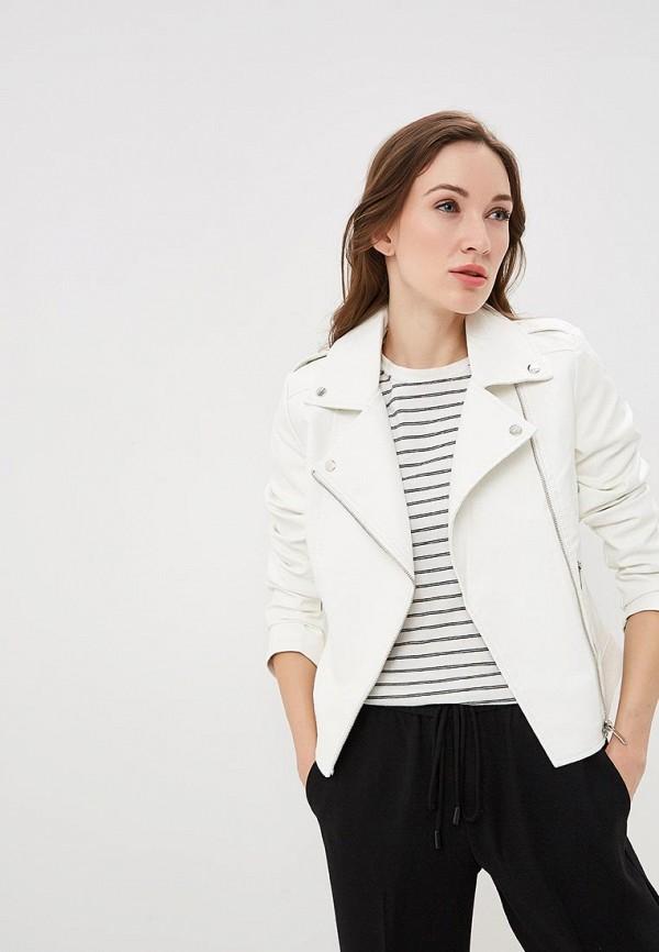 Куртка кожаная Softy Softy SO017EWFBJY4 куртка джинсовая softy softy so017ewavxv8