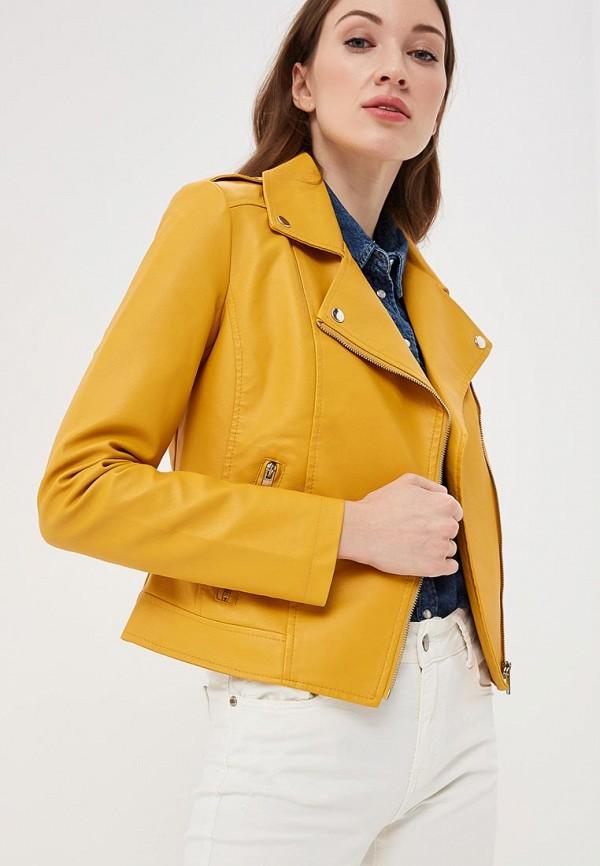 Куртка кожаная Softy Softy SO017EWFBJY5 куртка кожаная softy softy so017ewfbjx8