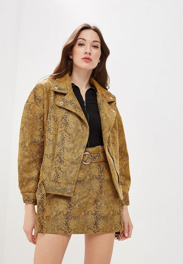 Куртка кожаная Softy Softy SO017EWFBJZ4 куртка кожаная softy softy so017ewfbjx8