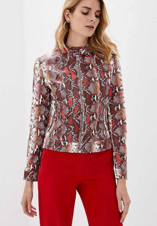 женская куртка softy, разноцветная
