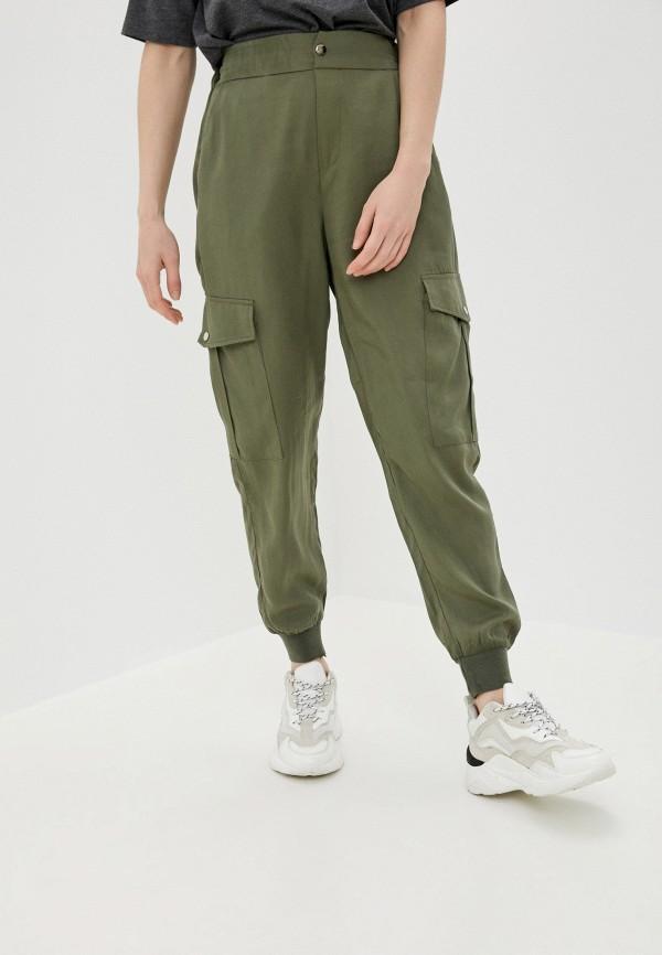 женские брюки softy, хаки