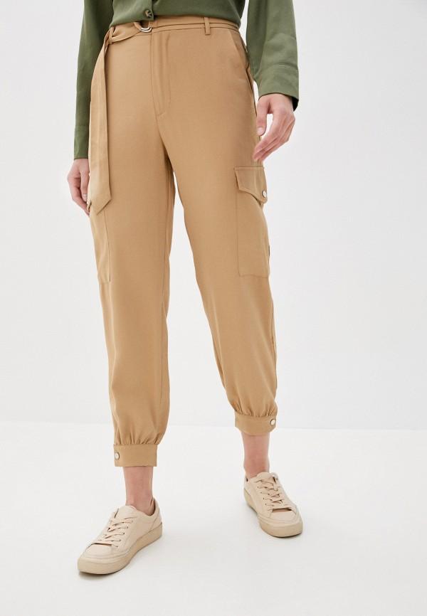 женские брюки softy, бежевые