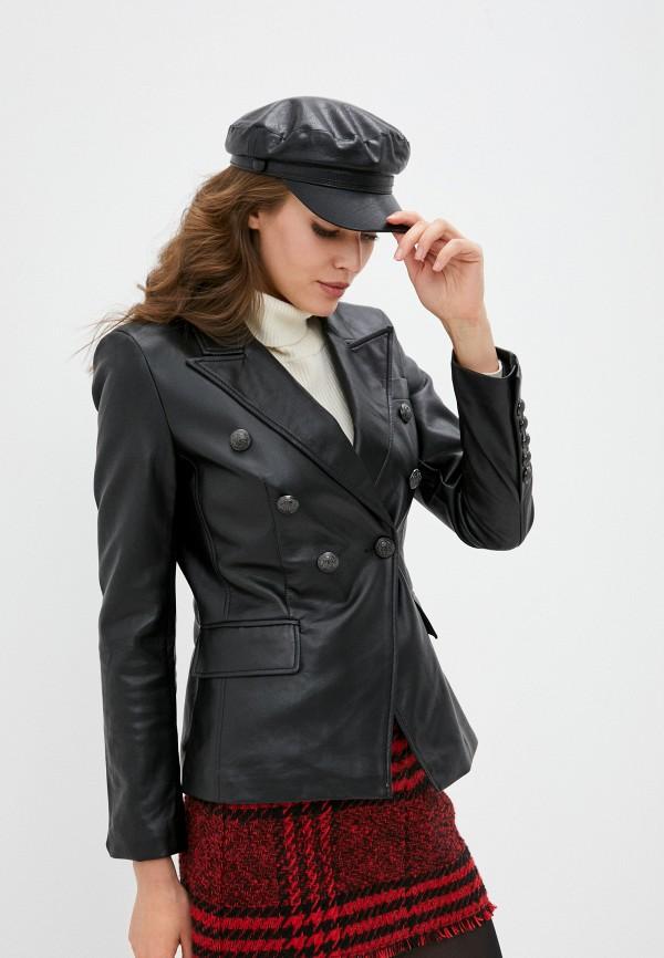 женский пиджак softy, черный