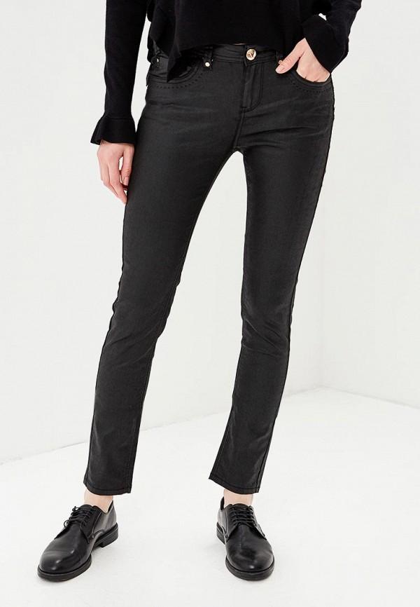 женские повседневные брюки softy, черные