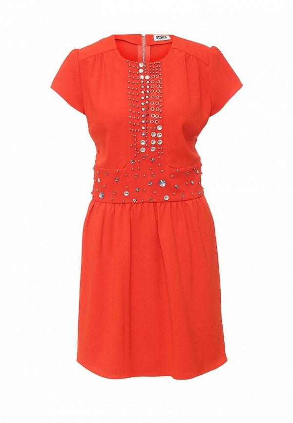 Платье Sonia by Sonia Rykiel Sonia by Sonia Rykiel SO018EWGZB50