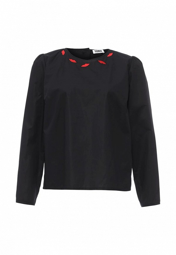 Блуза Sonia by Sonia Rykiel Sonia by Sonia Rykiel SO018EWOMU12