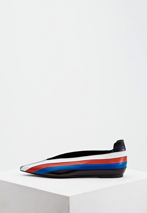 женские туфли sonia rykiel, разноцветные