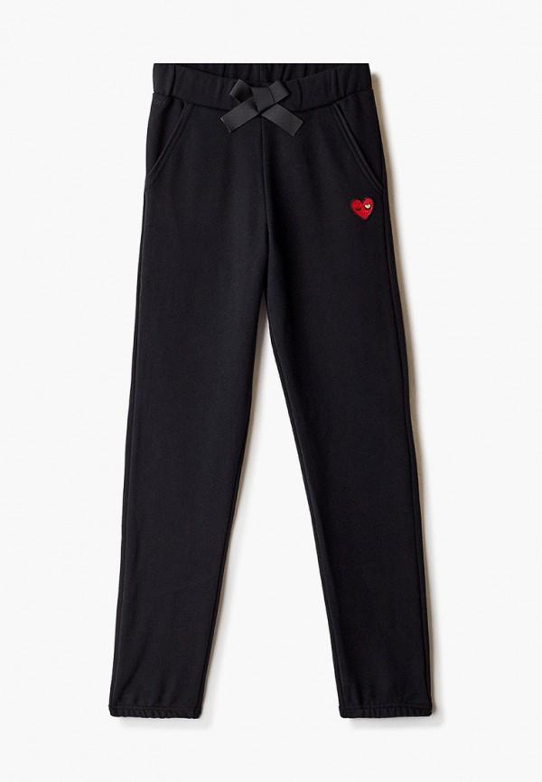 спортивные брюки sonia rykiel для девочки, черные