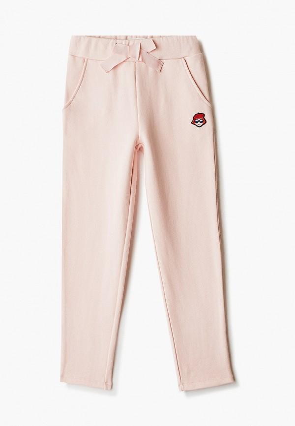 брюки sonia rykiel для девочки, розовые