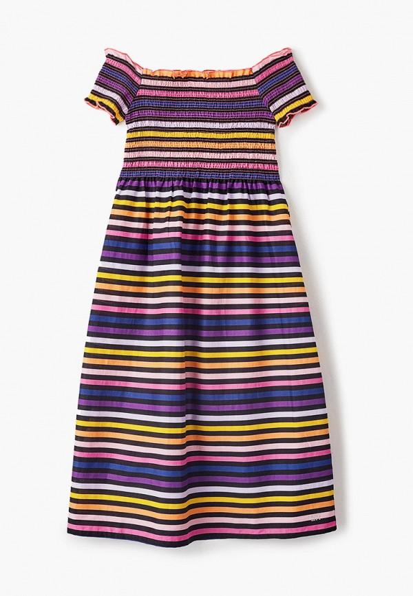 повседневные платье sonia rykiel для девочки, разноцветное