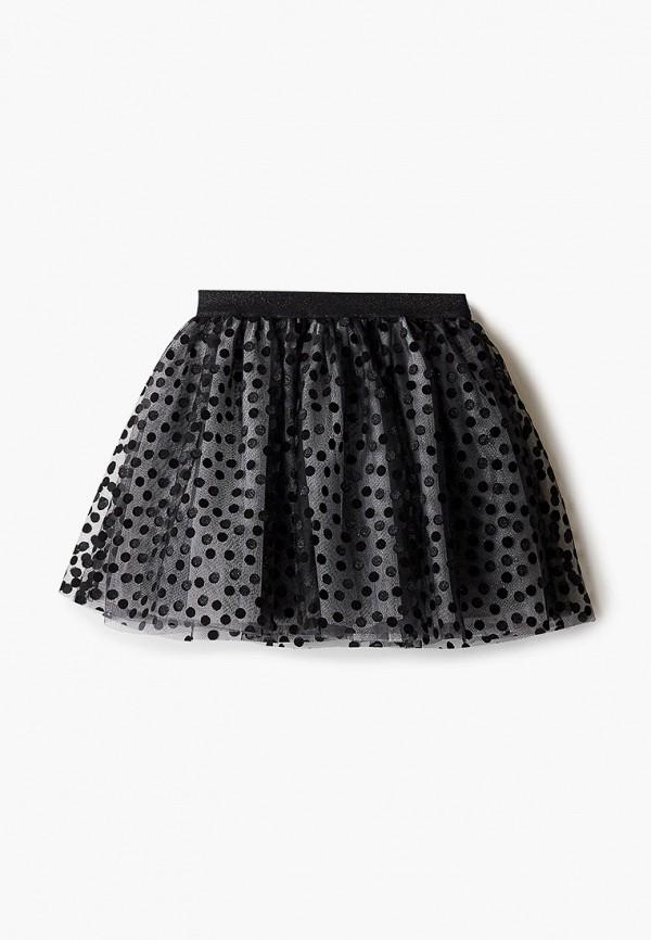 юбка sonia rykiel для девочки, черная