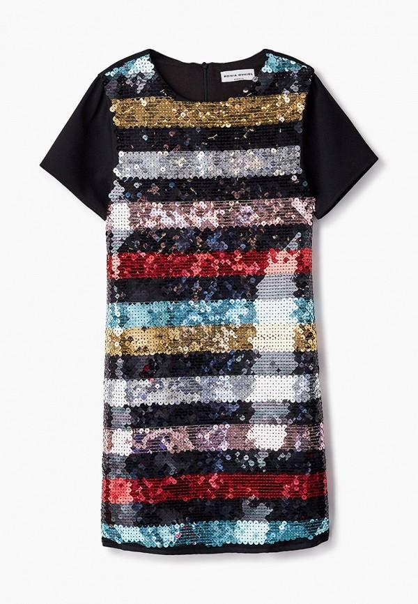 платье sonia rykiel для девочки, разноцветное
