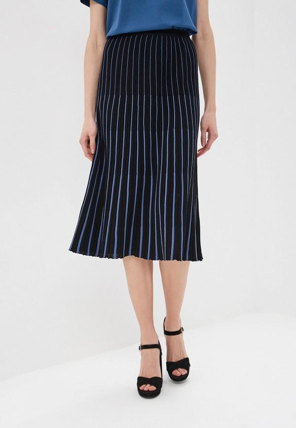 женская юбка sonia rykiel, черная