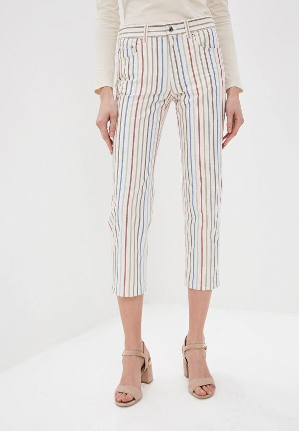 женские повседневные брюки sonia rykiel, бежевые