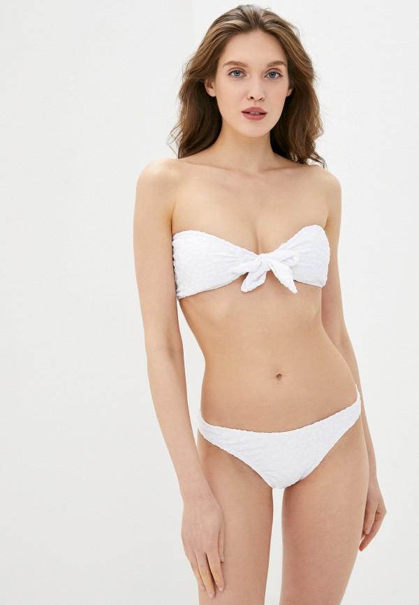 женский купальник south beach, белый