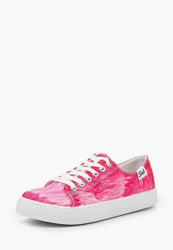 Купить Кеды Sometime, so033awjbe73, розовый, Весна-лето 2016