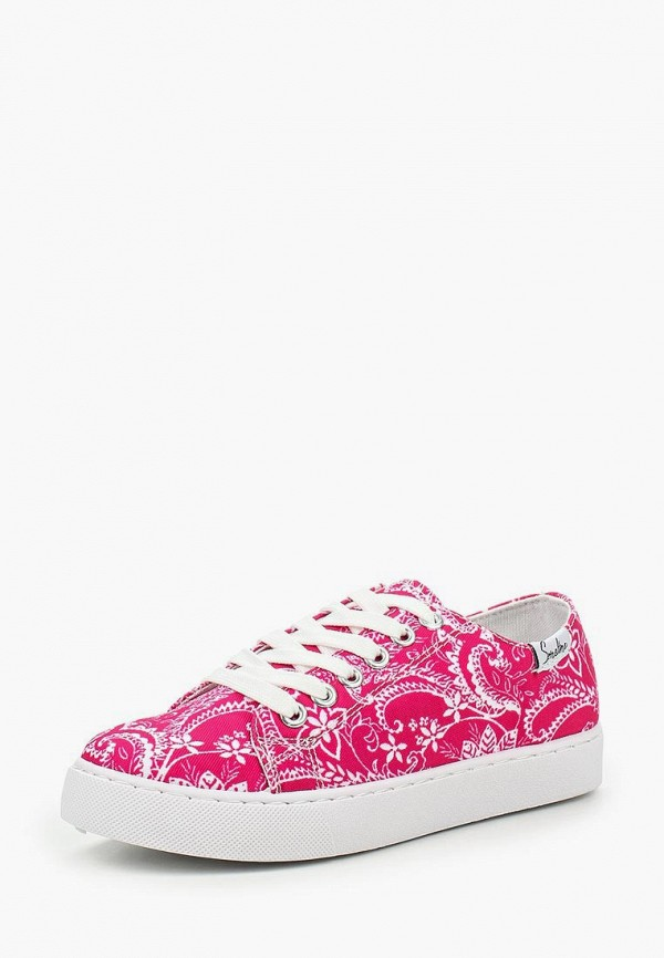 Купить Кеды Sometime, so033awjbf22, розовый, Весна-лето 2016