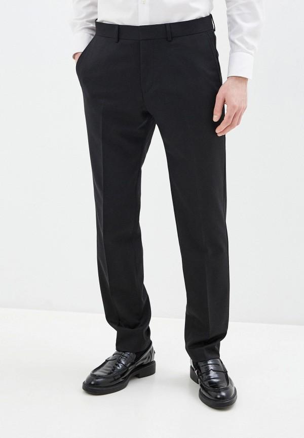 мужские классические брюки s.oliver, черные