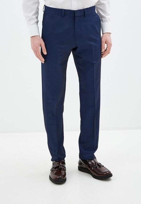 мужские классические брюки s.oliver, синие