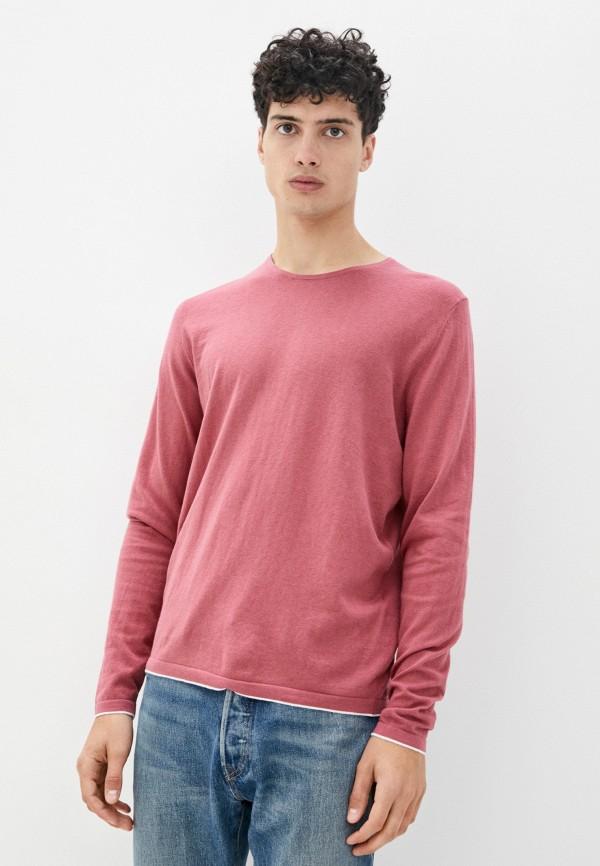 мужской джемпер s.oliver, розовый