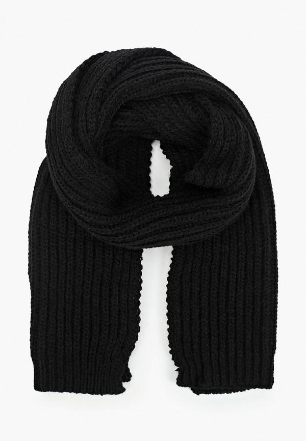 женский шарф sophie ramage, черный