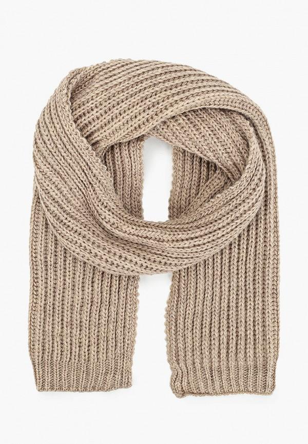 женский шарф sophie ramage, бежевый