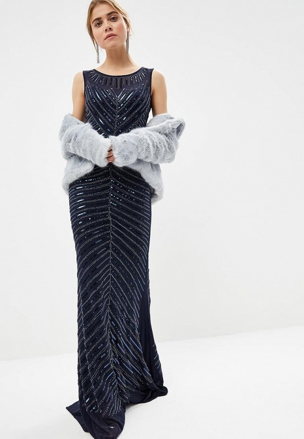 Фото - Платье Soky & Soka синего цвета