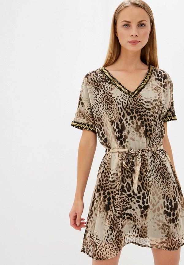 Платье Soky & Soka Soky & Soka SO039EWFPSI1