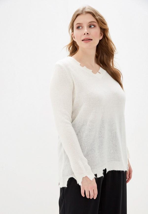 женский пуловер sophia, бежевый